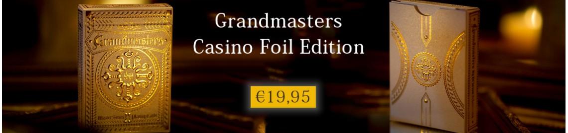Grandmasters Casino Foil Edition